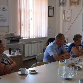 Spotkanie w ramach Planu komunikacji