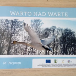 Nad Wartę warto – wydanie i promocja publikacji zwiększającej świadomość ekologiczną mieszkańców terenu działania T.U.R
