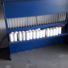 Założenie przedsiębiorstwa zajmującego się produkcją świec parafinowych i woskowych i wkładów parafinowych