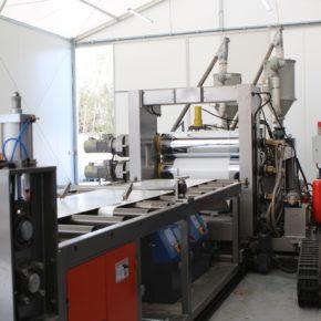 Rozwój firmy NOWITEX-ECO poprzez wdrożenie nowej technologii przetwórstwa tworzyw sztucznych